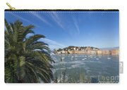 Sestri Levante With Palm Tree Carry-all Pouch