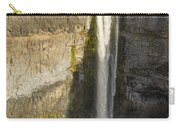Setting Sun On Palouse Falls Carry-all Pouch