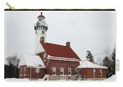 Seul Choix Point Lighthouse Carry-all Pouch