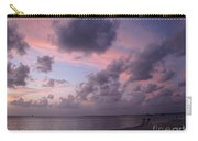 Seven Mile Beach Sunset Carry-all Pouch