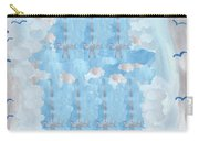 Seven Of Swords Carry-all Pouch