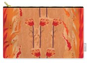 Seven Of Wands Carry-all Pouch