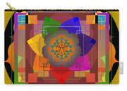 Seven Rays Of Healing 2013 Carry-all Pouch