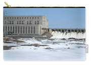 Seven Sisters Falls Damn Carry-all Pouch