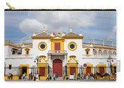 Seville Bullring In Spain Carry-all Pouch