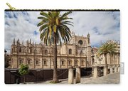 Seville Cathedral In Spain Carry-all Pouch