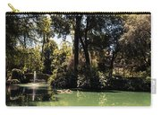 Autumn In Seville Carry-all Pouch