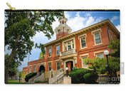 Sewickley Pennsylvania Municipal Hall Carry-all Pouch