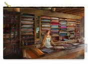 Sewing - Minding The Mending Store Carry-all Pouch by Mike Savad