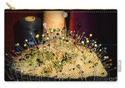 Sewing - The Pin Cushion Carry-all Pouch