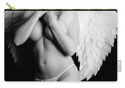 Sexy Angel  Carry-all Pouch