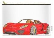 Sexy Spyder Porsche 918 Carry-all Pouch