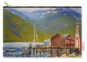 Seydisfjordur Wharf Carry-all Pouch