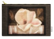 Shabby Vintage Magnolia Carry-all Pouch