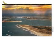 Shackleford Banks Fort Macon North Carolina Carry-all Pouch