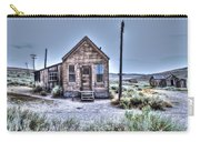Shacks At Bodie Carry-all Pouch