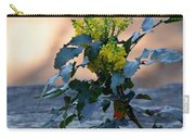 Shaded Mahonia Carry-all Pouch