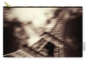Shades Of Paris Carry-all Pouch by Dave Bowman