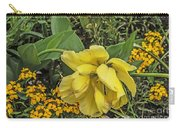 Shades Of Yellow Carry-all Pouch