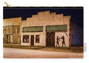 Shadow Boxing Carry-all Pouch by Gary Holmes