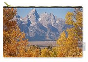 Shadow Mountain Grand Teton National Park Carry-all Pouch
