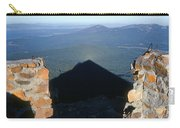 M-05715-shadow Of Mt. Mcloughlin Carry-all Pouch