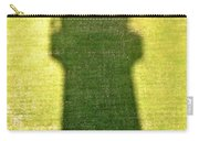 Shadow Of Tybee Lighthouse Carry-all Pouch