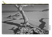 Shadows At Driftwood Beach Carry-all Pouch