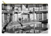 Shadows In Paradise Palm Springs Carry-all Pouch by William Dey