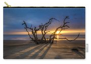 Shadows On The Sand Carry-all Pouch