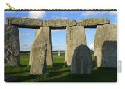 Shadowy Stonehenge Carry-all Pouch