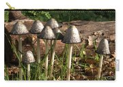 Shaggy Ink Cap Carry-all Pouch