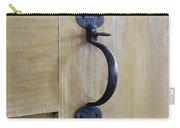 Shaker Door Carry-all Pouch