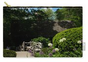 Shakespeares Garden Central Park Carry-all Pouch