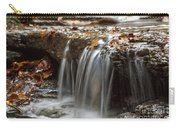 Shale Creek In Autumn Carry-all Pouch