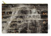 Shale Waterfalls Cascade Carry-all Pouch