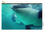 Shamu Was  1965-1971 Orca Sea World California 1968 Carry-all Pouch