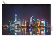 Shanghai Reflections Carry-all Pouch