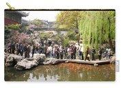 Shanghai Yuyuan Garden Carry-all Pouch