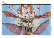 Lord Shani Riding Bird Carry-all Pouch