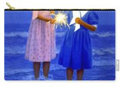 Sharing A Sparkler  Carry-all Pouch