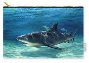 Shark In Depth Carry-all Pouch