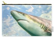 Shark Profile Carry-all Pouch