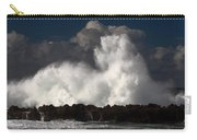 Sharks Cove Crashing Wave Carry-all Pouch