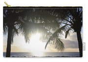 Sharks Cove Sunset Carry-all Pouch