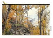 Shawee Bluff In Fall Carry-all Pouch