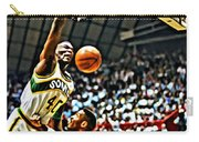 Shawn Kemp Painting Carry-all Pouch by Florian Rodarte