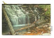 Shawnee Falls At Ricketts Glen Carry-all Pouch