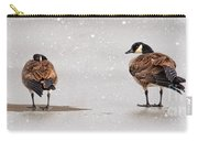 Shawnee Park Geese Carry-all Pouch