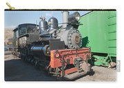 Shay Engine 12 In The Colorado Railroad Museum Carry-all Pouch